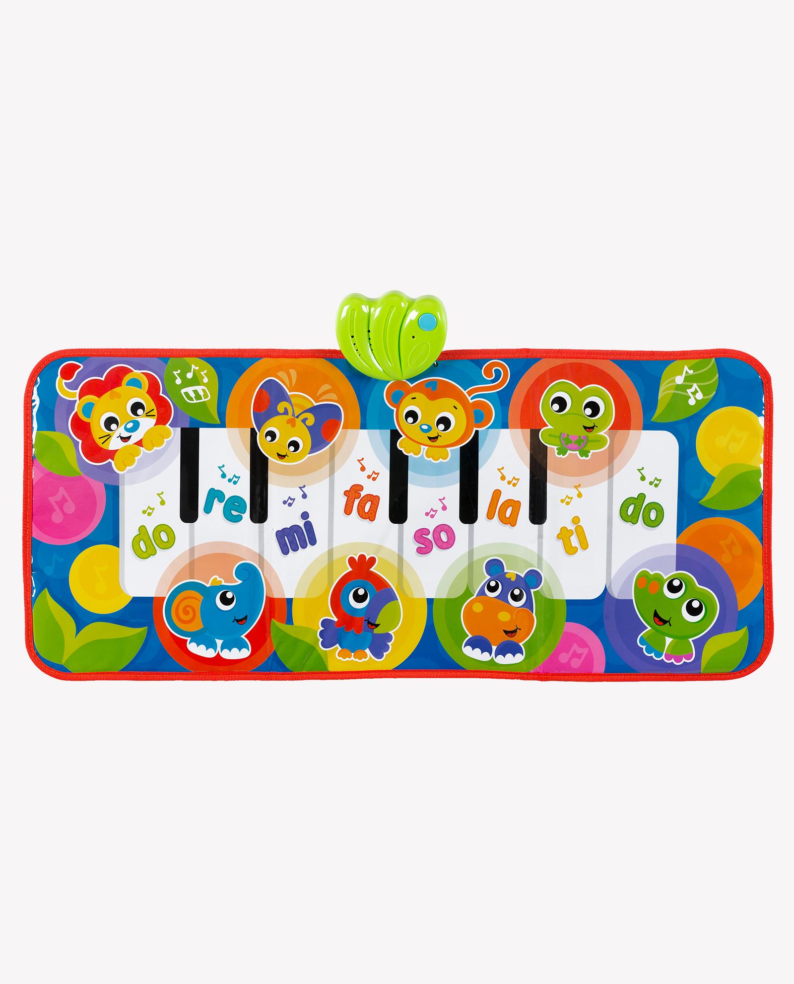 Jumbo Jungle Musical Piano Mat