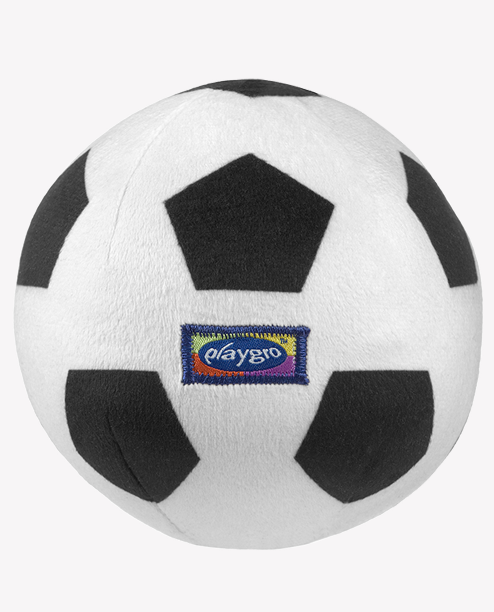 My First Soccer Ball (Black & White)