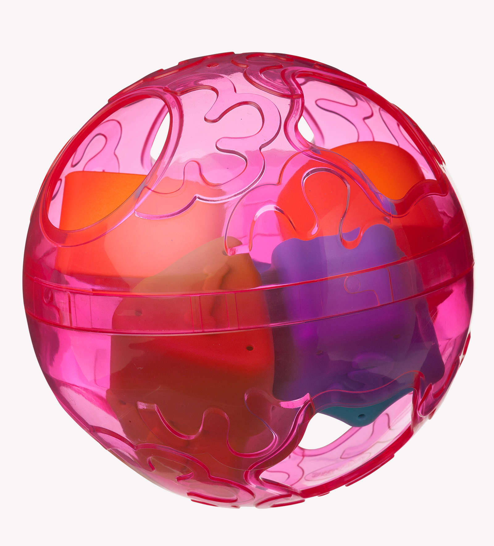 Roll and Sort Ball (Pink)