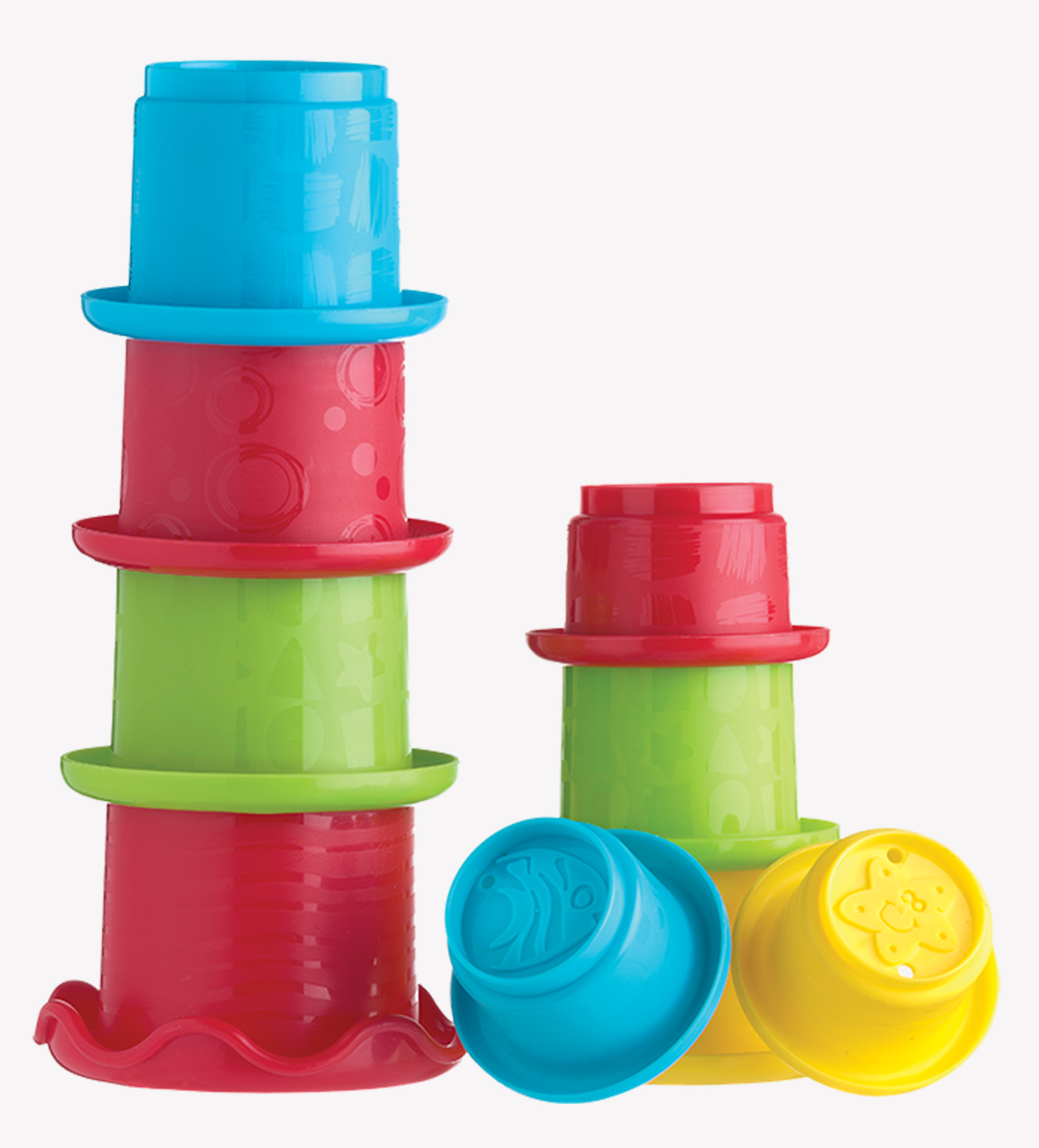 Stacking Fun Cups