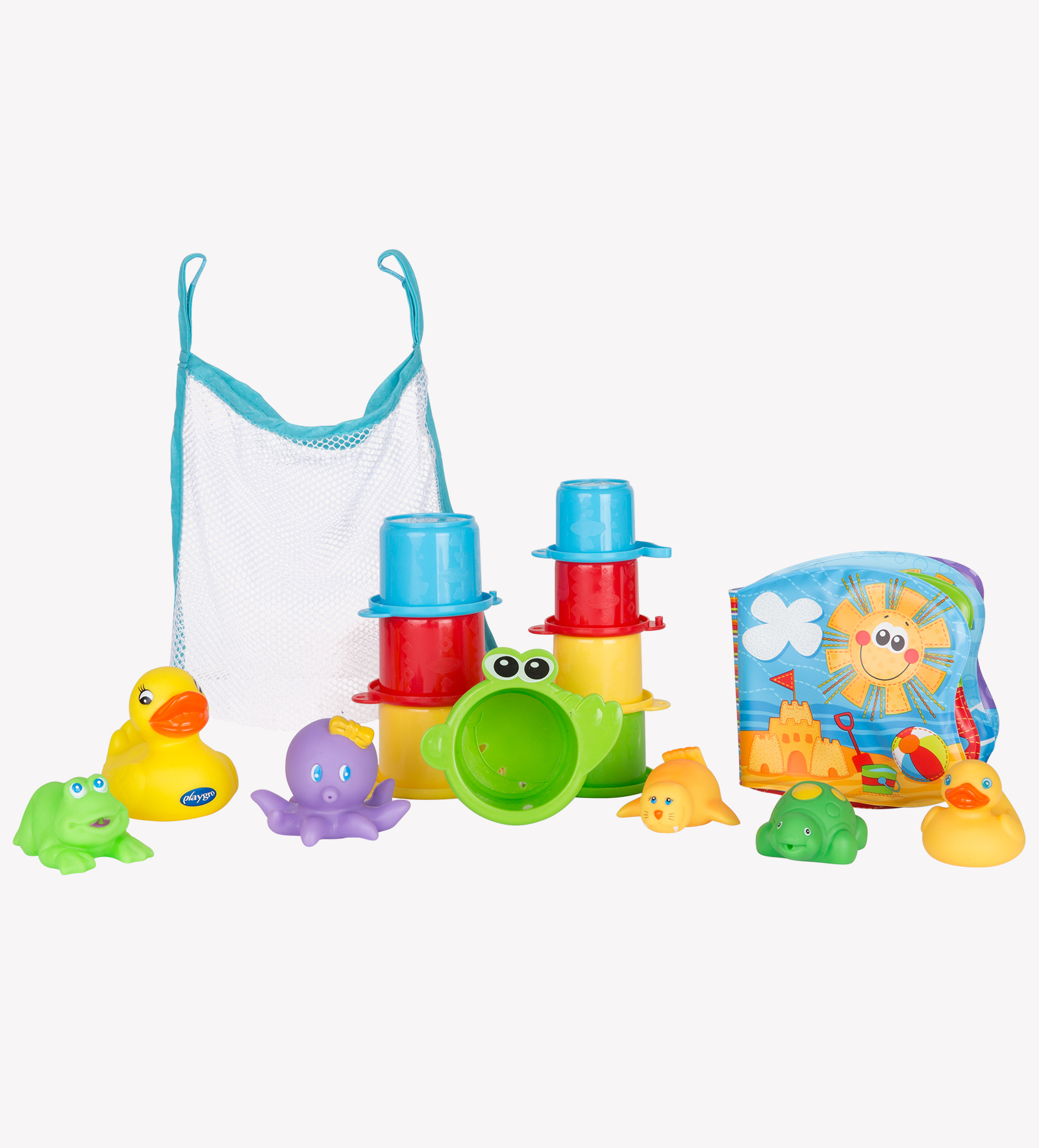 Bath Fun Play Pack 1