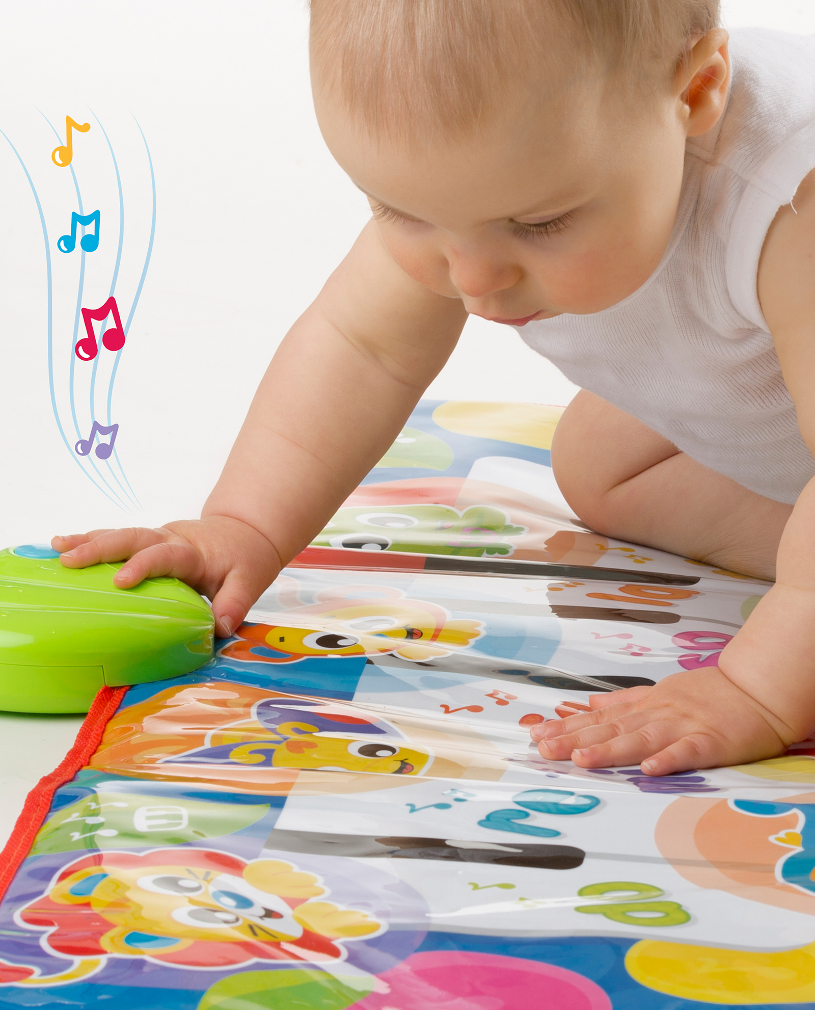 Jumbo Jungle Musical Piano Mat